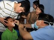 Des médecins sud-coréens opèrent gratuitement des patients à Binh Duong