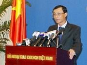 Le Vietnam condamne toutes atteintes à sa souveraineté