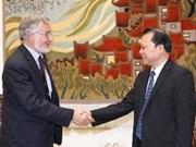 Finances : le Vietnam s'intéresse au savoir-faire suisse