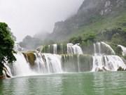 Un resort près de la cascade de Ban Giôc