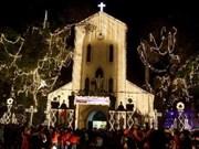Voeux de Noël aux chrétiens