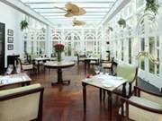 Trois hôtels du Vietnam dans le top 500 du monde