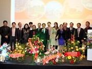 Congrès de l'Association des entreprises vietnamiennes en Allemagne