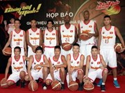 Saigon Heat à l'ASEAN Basketball League 2013