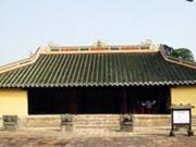 À Huê, le pavillon Ta Tung retrouve son lustre