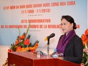 Cuba et Vietnam unis par des sentiments fraternels