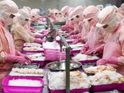 Ca Mau vise plus d'un milliard de dollars d'exportation en 2013