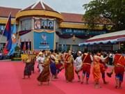Célébration de la victoire sur le régime des Khmers rouges