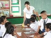 AEC: la Thaïlande veille à former des enseignants en langues étrangères
