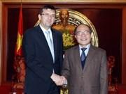 Vietnam-Hongrie: renforcement de la coopération dans l'audit