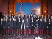 Vietnam-Laos: Ouverture du 1er séminaire de théorie entre les deux Partis