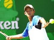 Tennis: championnat U14 d'Asie à Ho Chi Minh-Ville