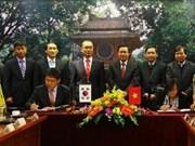Vietnam et R. de Corée intensifient leur coopération économique