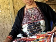 La renaissance du brocart thô câm de Hàm Yên