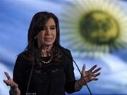 La présidente de l'Argentine attendue au Vietnam