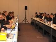 Le Vietnam et l'UE mènent la 2e séance de négociations sur le FTA