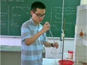 44es Olympiades internationales de chimie au Vietnam