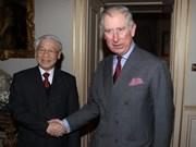 Le Vietnam réaffirme resserrer ses liens avec le Royaume-Uni