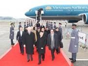 Liens durables Vietnam et des partenaires européens