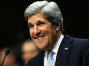 Le Vietnam félicite John Kerry, nouveau secrétaire d'Etat américain