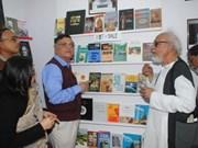 Des livres vietnamiens sont présentés en Inde