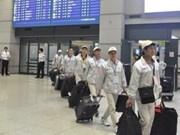 La R. de Corée recevra 5.029 travailleurs vietnamiens en 2013
