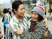 Ninh Binh annonce une grâce pour des détenus méritants