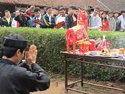 Les étudiants étrangers au «Têt au Vietnam»