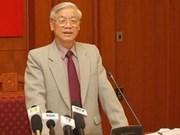 Le Comité national de pilotage anti-corruption voit le jour
