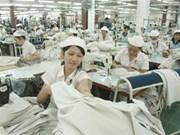 Janvier: forte hausse des exportations de textile et d'habillement