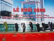 Hanoi : mise en chantier de deux autoponts
