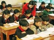 Aide japonaise pour la construction d'une école à Phu Tho