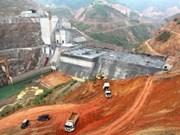 La centrale de Ban Chat met en service son 1er turboalternateur