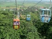 Inauguration du téléphérique du mont Ba Den à Tay Ninh