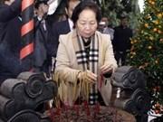 Une série de fêtes historiques inaugurées à Hanoi