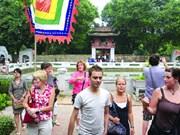 Têt: Hanoi a accueilli plus de 2 millions de touristes