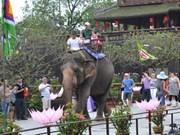 Le Centre et le Sud ont accueilli le plus de touristes durant le Têt