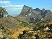 Le parc géologique du plateau calcaire de Dông Van, futur parc national touristique