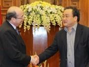 Le Vietnam et la BM discutent de la garantie des projets