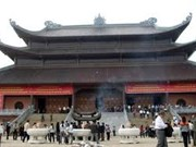 À la pagode de Bai Dinh, entre culte et gigantisme