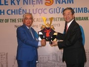 Coopération fructueuse entre Eximbank et SMBC
