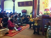 Les Vietnamiens en France célèbrent le Têt du Serpent