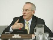Un haut officiel de l'ONU visite le Vietnam