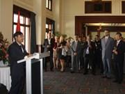 Pour un développement vigoureux des relations Vietnam-Australie