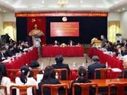 Constitution : avis d'organisations socio-politiques