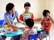 Autisme: manque de connaissances et de capacités de soins et d'éducation