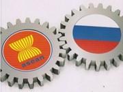 La Russie est un partenaire important de l'ASEAN