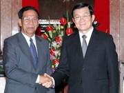 Les dirigeants vietnamiens réaffirment renforcer les relations avec le Cambodge