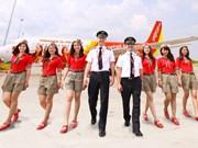 VietJet Air vend Hô Chi Minh-Ville et Buôn Ma Thuôt