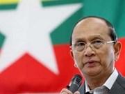 Le président du Myanmar appelle à la paix et à la stabilité dans le pays